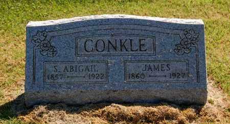 CONKLE, S. ABIGAIL - Gallia County, Ohio | S. ABIGAIL CONKLE - Ohio Gravestone Photos