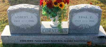 CORNELIUS, ROBERT J - Gallia County, Ohio | ROBERT J CORNELIUS - Ohio Gravestone Photos
