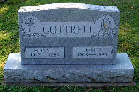 COTTRELL, MONNIE - Gallia County, Ohio | MONNIE COTTRELL - Ohio Gravestone Photos