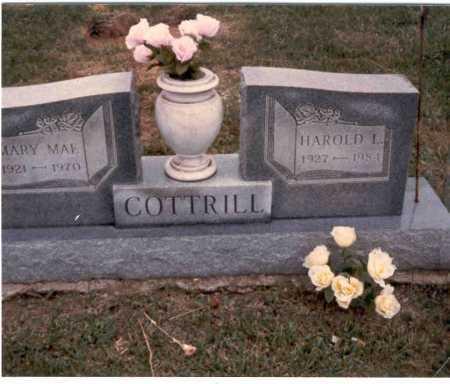 HARTSOOK COTTRILL, MARY MAE - Gallia County, Ohio   MARY MAE HARTSOOK COTTRILL - Ohio Gravestone Photos