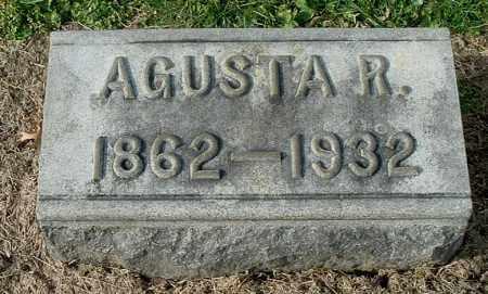 COUGHENOUR, AGUSTA R - Gallia County, Ohio | AGUSTA R COUGHENOUR - Ohio Gravestone Photos