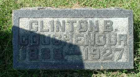 COUGHENOUR, CLINTON B - Gallia County, Ohio   CLINTON B COUGHENOUR - Ohio Gravestone Photos