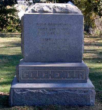 COUGHENOUR, RACHEL - Gallia County, Ohio | RACHEL COUGHENOUR - Ohio Gravestone Photos