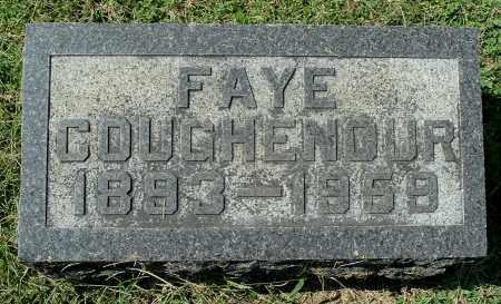 COUGHENOUR, FAYE - Gallia County, Ohio | FAYE COUGHENOUR - Ohio Gravestone Photos