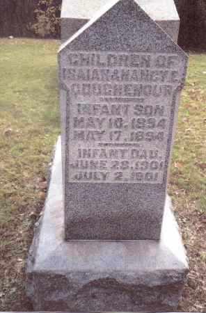 COUGHENOUR, INFANT SON - Gallia County, Ohio | INFANT SON COUGHENOUR - Ohio Gravestone Photos
