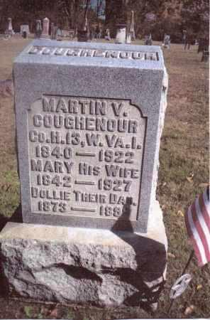 COUGHENOUR, DOLLIE - Gallia County, Ohio   DOLLIE COUGHENOUR - Ohio Gravestone Photos
