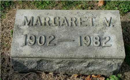 COUGHENOUR, MARGARET V - Gallia County, Ohio | MARGARET V COUGHENOUR - Ohio Gravestone Photos