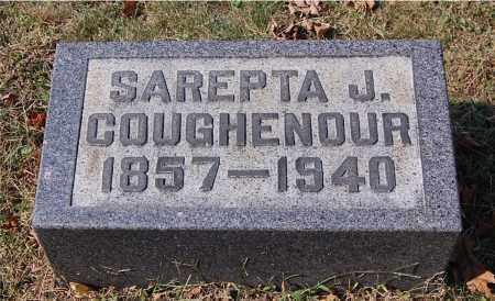 SWANSON COUGHENOUR, SAREPTA J. - Gallia County, Ohio   SAREPTA J. SWANSON COUGHENOUR - Ohio Gravestone Photos