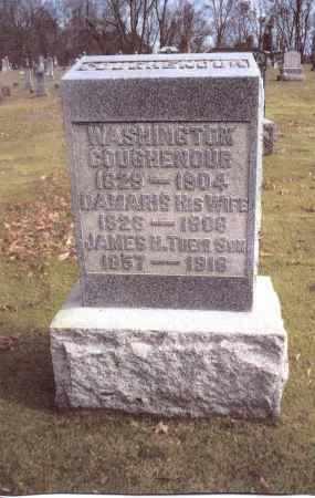 COUGHENOUR, WASHINGTON - Gallia County, Ohio | WASHINGTON COUGHENOUR - Ohio Gravestone Photos