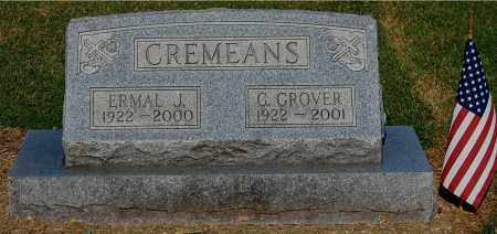 CREMEANS, GEORGE GROVER - Gallia County, Ohio | GEORGE GROVER CREMEANS - Ohio Gravestone Photos
