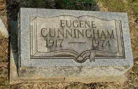 CUNNINGHAM, EUGENE - Gallia County, Ohio | EUGENE CUNNINGHAM - Ohio Gravestone Photos