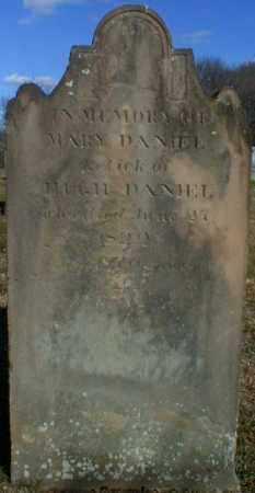 DANIEL, MARY - Gallia County, Ohio   MARY DANIEL - Ohio Gravestone Photos