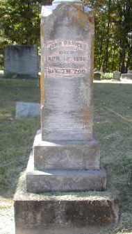 DANIELS, JOHN - Gallia County, Ohio | JOHN DANIELS - Ohio Gravestone Photos