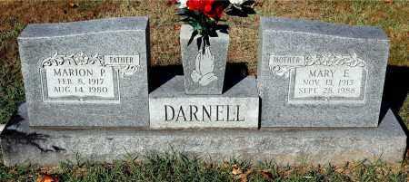 DARNELL, MARY E. - Gallia County, Ohio | MARY E. DARNELL - Ohio Gravestone Photos