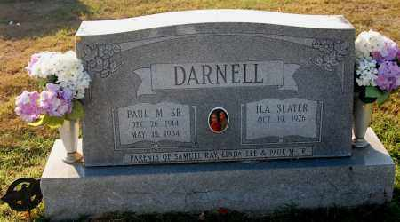 SLATER DARNELL, ILA - Gallia County, Ohio | ILA SLATER DARNELL - Ohio Gravestone Photos
