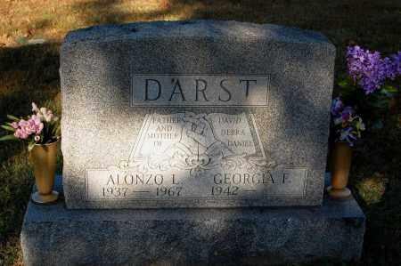 DARST, ALONZO L. - Gallia County, Ohio | ALONZO L. DARST - Ohio Gravestone Photos