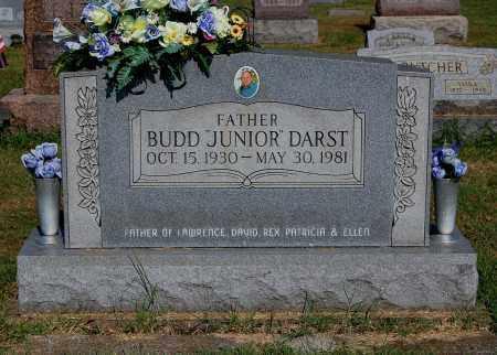 "DARST, BUDD ""JUNIOR"" - Gallia County, Ohio   BUDD ""JUNIOR"" DARST - Ohio Gravestone Photos"