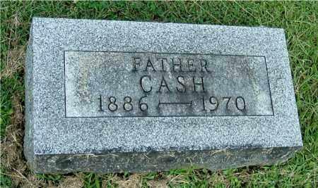DARST, CASH - Gallia County, Ohio | CASH DARST - Ohio Gravestone Photos