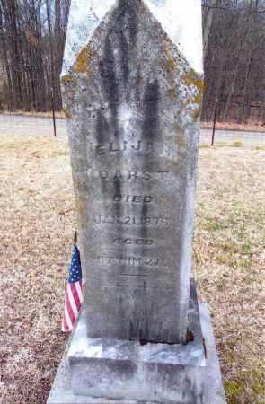 DARST, ELIJAH - Gallia County, Ohio | ELIJAH DARST - Ohio Gravestone Photos