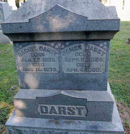 DARST, JAMES - Gallia County, Ohio | JAMES DARST - Ohio Gravestone Photos