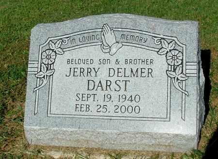 DARST, JERRY DELMER - Gallia County, Ohio | JERRY DELMER DARST - Ohio Gravestone Photos