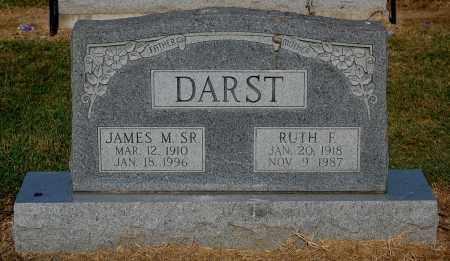 DARST, RUTH F - Gallia County, Ohio | RUTH F DARST - Ohio Gravestone Photos