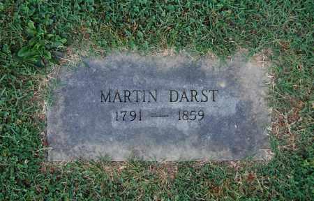 DARST, MARTIN - Gallia County, Ohio | MARTIN DARST - Ohio Gravestone Photos