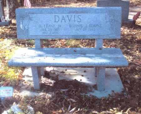 ELKINS DAVIS, BONNIE J. - Gallia County, Ohio | BONNIE J. ELKINS DAVIS - Ohio Gravestone Photos