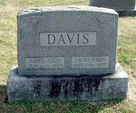 DAVIS, LAURA - Gallia County, Ohio | LAURA DAVIS - Ohio Gravestone Photos