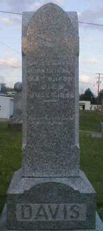 DAVIS, ROZELLA - Gallia County, Ohio   ROZELLA DAVIS - Ohio Gravestone Photos