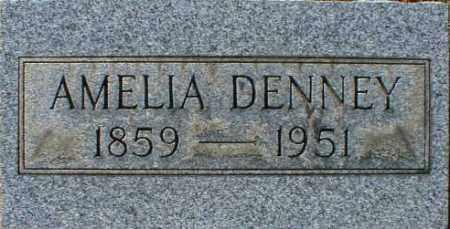 DENNEY, AMELIA - Gallia County, Ohio | AMELIA DENNEY - Ohio Gravestone Photos