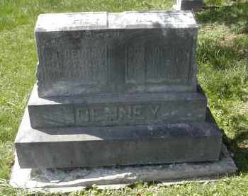 DENNEY, DORA - Gallia County, Ohio   DORA DENNEY - Ohio Gravestone Photos