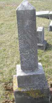 DENNEY, G. W. - Gallia County, Ohio   G. W. DENNEY - Ohio Gravestone Photos