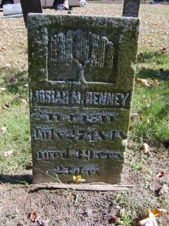 DENNEY, JOSIAH - Gallia County, Ohio   JOSIAH DENNEY - Ohio Gravestone Photos