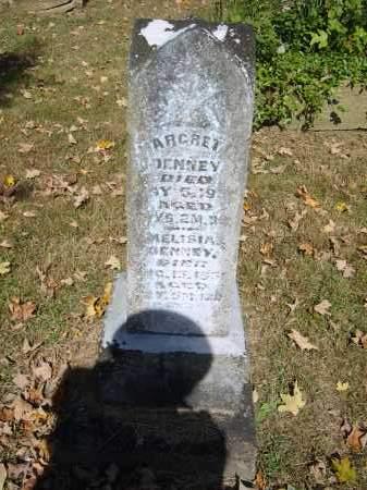 DENNEY, MELISIA - Gallia County, Ohio | MELISIA DENNEY - Ohio Gravestone Photos