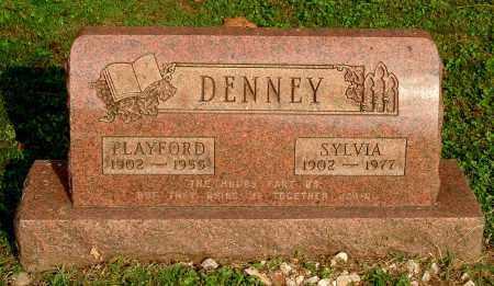 DENNEY, PLAYFORD - Gallia County, Ohio | PLAYFORD DENNEY - Ohio Gravestone Photos