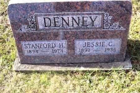 DENNEY, STANFORD H. - Gallia County, Ohio   STANFORD H. DENNEY - Ohio Gravestone Photos