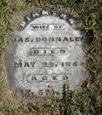 DONNALLY, DIANTHA - Gallia County, Ohio   DIANTHA DONNALLY - Ohio Gravestone Photos