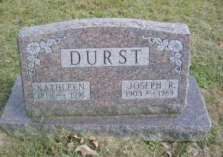 DURST, KATHLEEN - Gallia County, Ohio   KATHLEEN DURST - Ohio Gravestone Photos