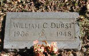 DURST, WILLIAM - Gallia County, Ohio | WILLIAM DURST - Ohio Gravestone Photos