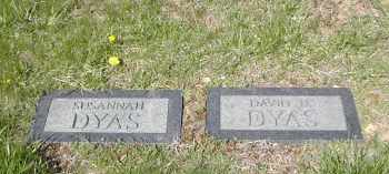 DYAS, DAVID H. - Gallia County, Ohio | DAVID H. DYAS - Ohio Gravestone Photos
