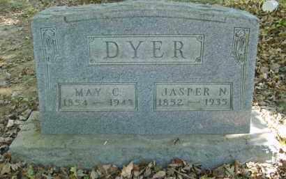 DYER, JASPER - Gallia County, Ohio | JASPER DYER - Ohio Gravestone Photos