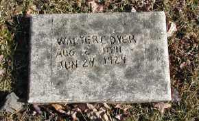 DYER, WALTER C. - Gallia County, Ohio | WALTER C. DYER - Ohio Gravestone Photos