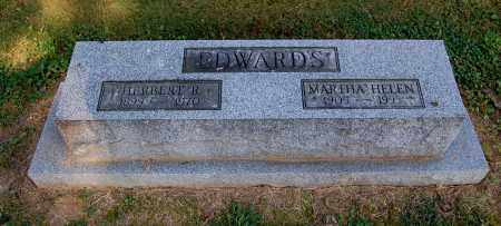 EDWARDS, MARTHA HELEN - Gallia County, Ohio | MARTHA HELEN EDWARDS - Ohio Gravestone Photos