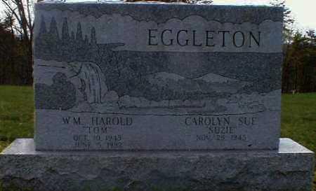 EGGLETON, WM - Gallia County, Ohio   WM EGGLETON - Ohio Gravestone Photos