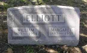ELLIOTT, WILLIAM - Gallia County, Ohio | WILLIAM ELLIOTT - Ohio Gravestone Photos