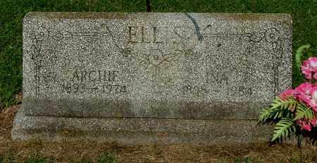 ELLIS, ARCHIE - Gallia County, Ohio | ARCHIE ELLIS - Ohio Gravestone Photos