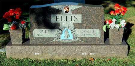 ELLIS, GRACE E. - Gallia County, Ohio | GRACE E. ELLIS - Ohio Gravestone Photos