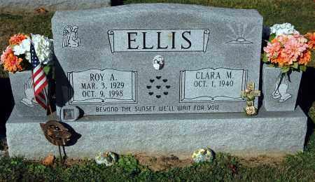 ELLIS, ROY A. - Gallia County, Ohio | ROY A. ELLIS - Ohio Gravestone Photos