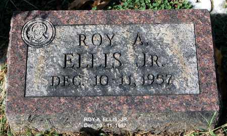 ELLIS, ROY A.  JR - Gallia County, Ohio | ROY A.  JR ELLIS - Ohio Gravestone Photos